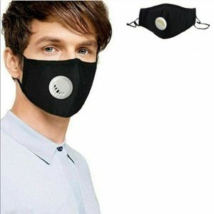 Accessories - Face mask with valve
